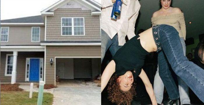 Мать устроила незабываемую вечеринку для друзей дочери с алкоголем, наркотиками и сексом (3 фото)