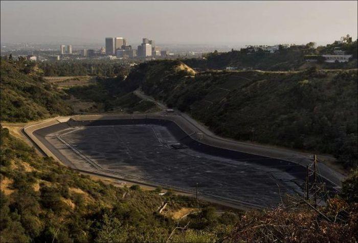 Калифорния превращается в пустыню (26 фото)