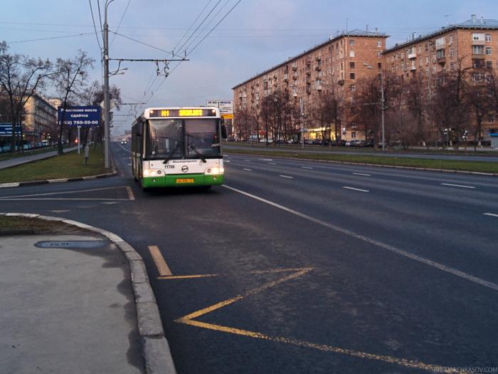 «Секретный» автобус для любителей сэкономить (12 фото)