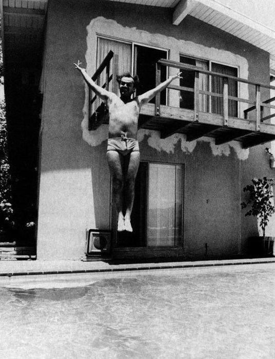 Редкие снимки Джека Николсона (54 фото)