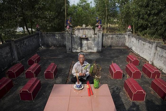 Страшные отголоски Вьетнамской войны (16 фото)