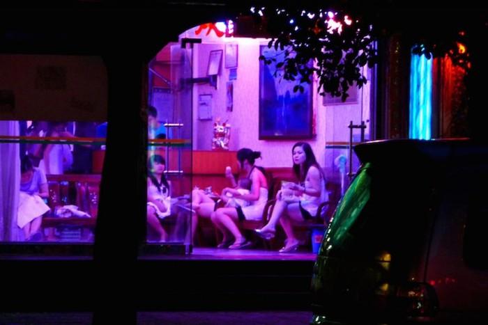 Проституция по-китайски (20 фото)