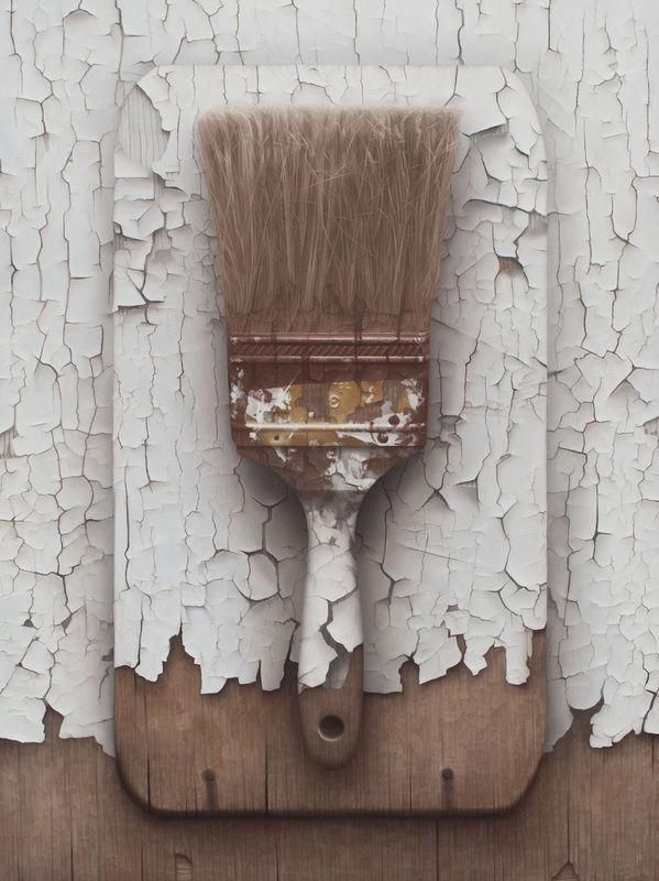 Невероятно реалистичные картины Патрика Крамера (15 рисунков)