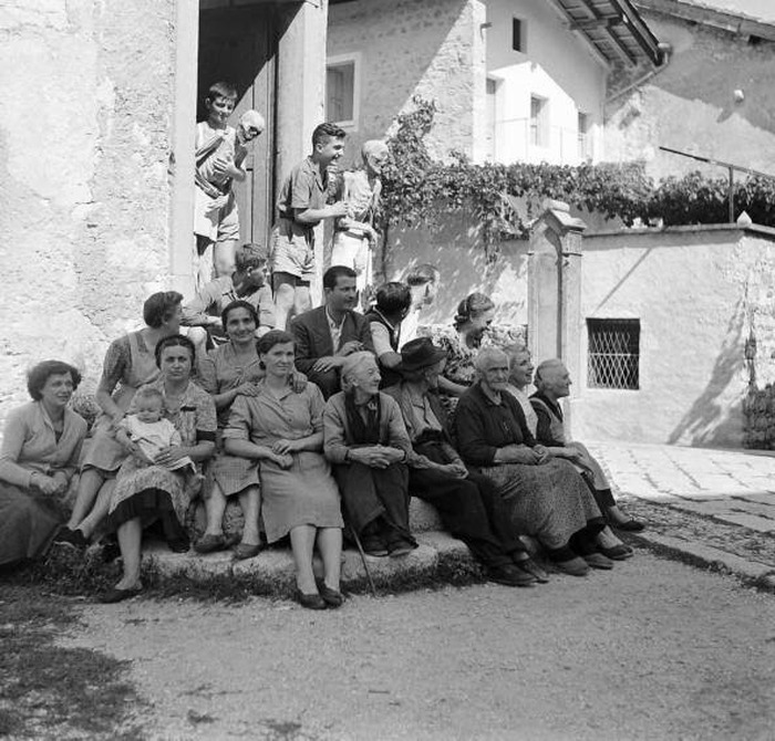 Как итальянцы мумий «выгуливали» (10 фото)