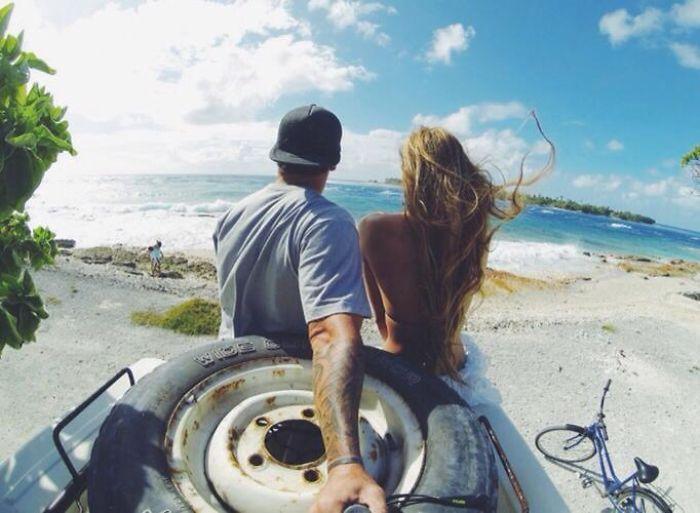 Любовь и путешествия на фото (25 фото)