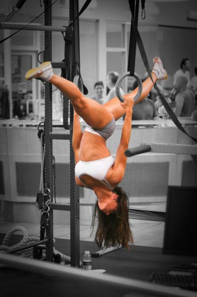 Спортивные девушки (54 фото)