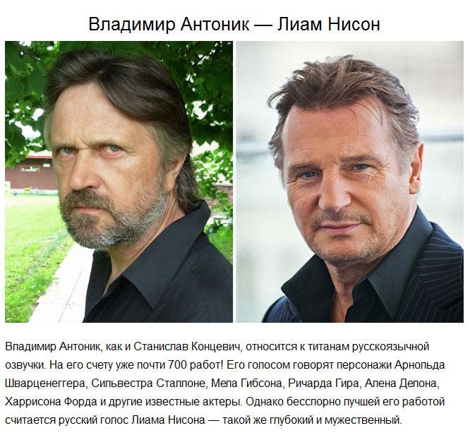 фотографии известных зарубежных актеров