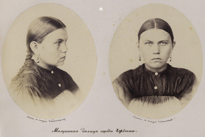 Как выглядели пермяки 150 лет назад (8 фото)