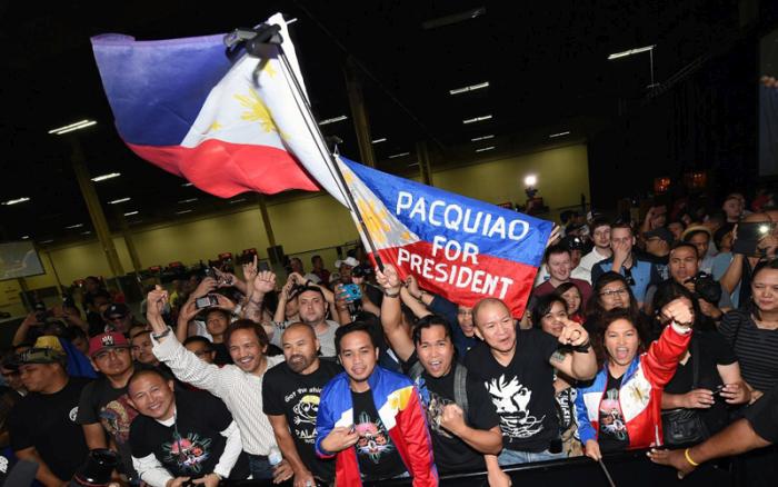 На что уходят миллионы филиппинского боксера Мэнни Пакьяо (22 фото)