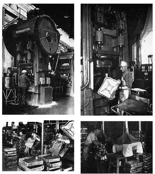 История создания стандартной 20-литровой канистры (7 фото)