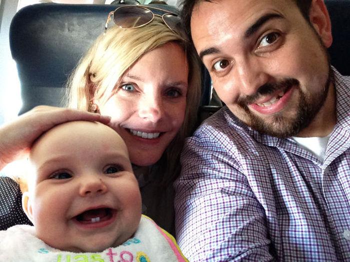 Грустный турист отправился в Пуэрто-Рико вместе с семьей (28 фото)