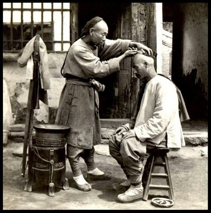 Китай 100 лет назад (22 фото)