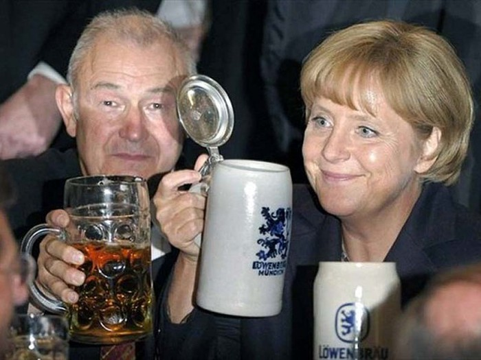 Отличительные черты настоящего немца (23 фото)