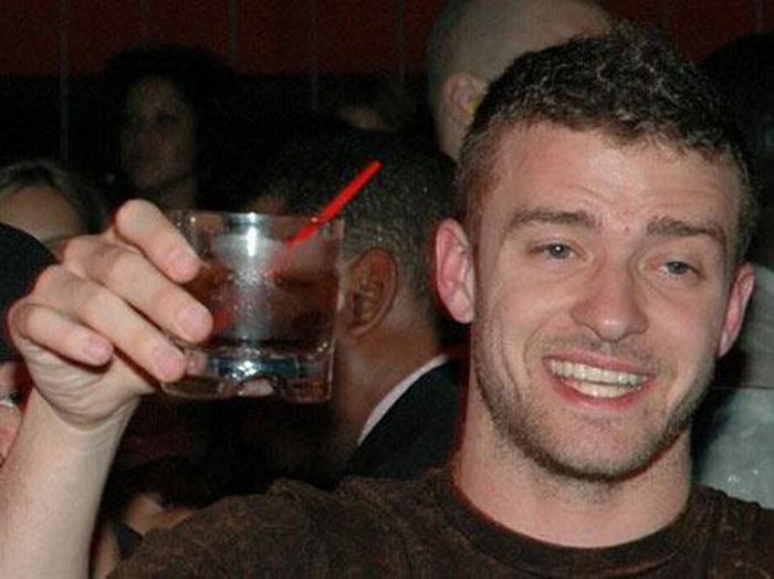 Фото выпивших звезд (22 фото)