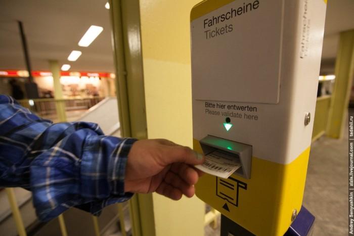 Как можно остаться без денег в Европе (6 фото + текст)