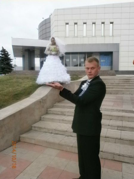 Фото, які можливо було зробити тільки в Росії.  Частина 4 (55 фото)