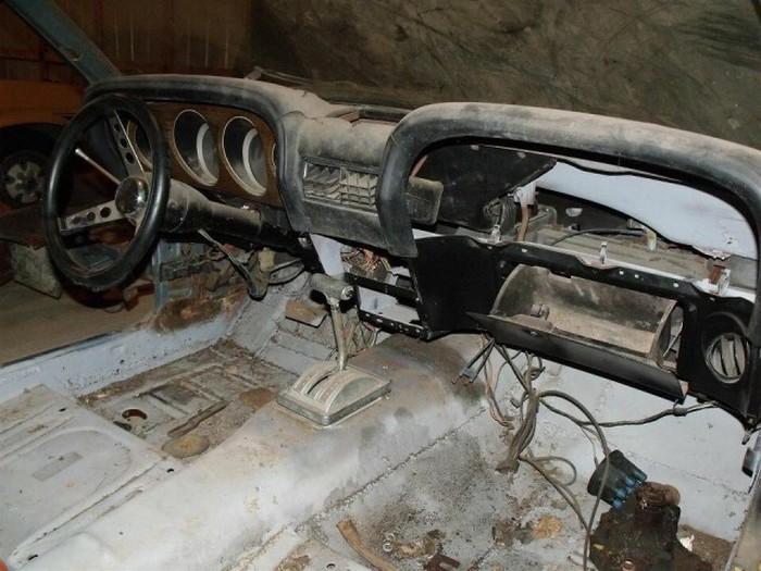 Реставрация мустанга 1969 года (69 фото)