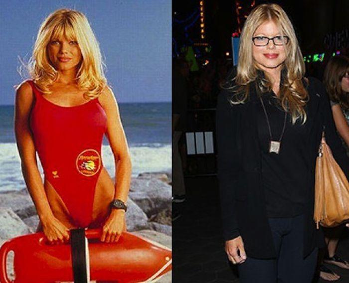 Звезды «Спасателей Малибу» 25 лет спустя (14 фото)