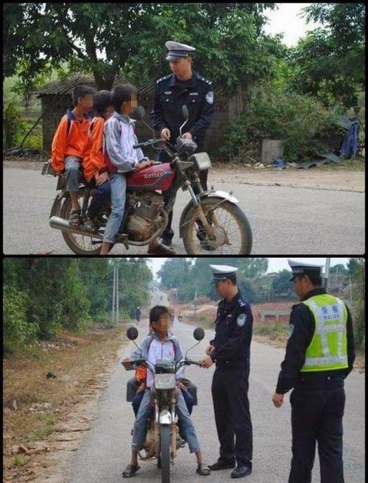 Забавні фото з країн Азії (65 фото)