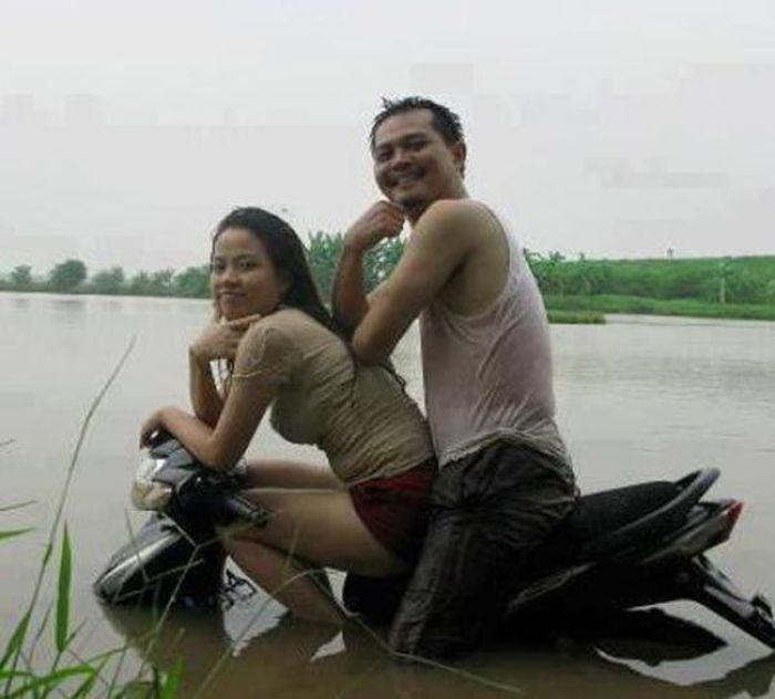 Забавные фото из стран Азии (65 фото)