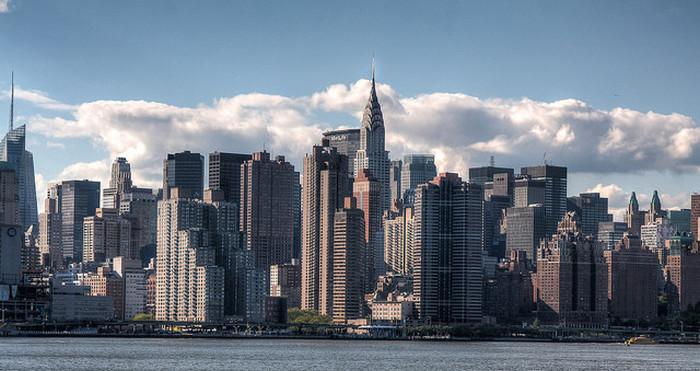 Как изменились известные города мира за несколько десятилетий (50 фото)