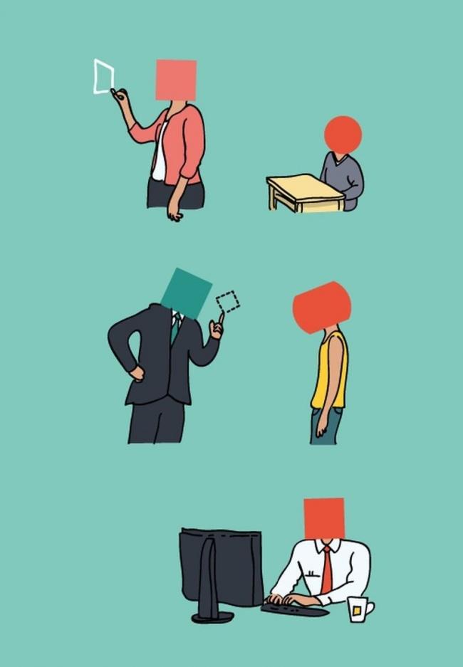Трезвый взгляд на окружающий мир в иллюстрациях Эдуардо Саллеса (15 рисунков)