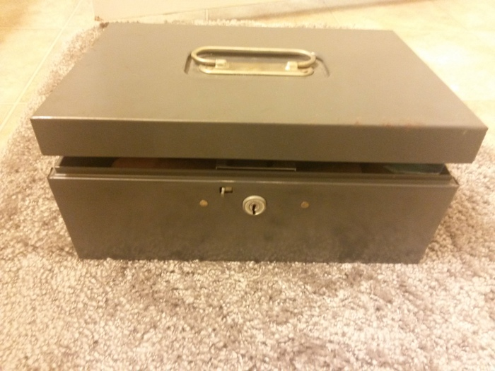 Таинственный ящик из-под кровати (10 фото)