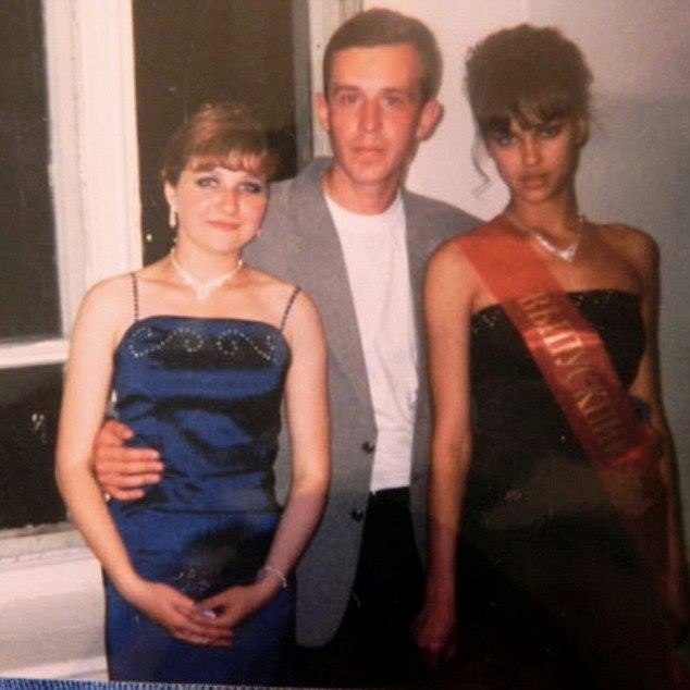 Ирина Шейк и ее пусть к успеху (18 фото)