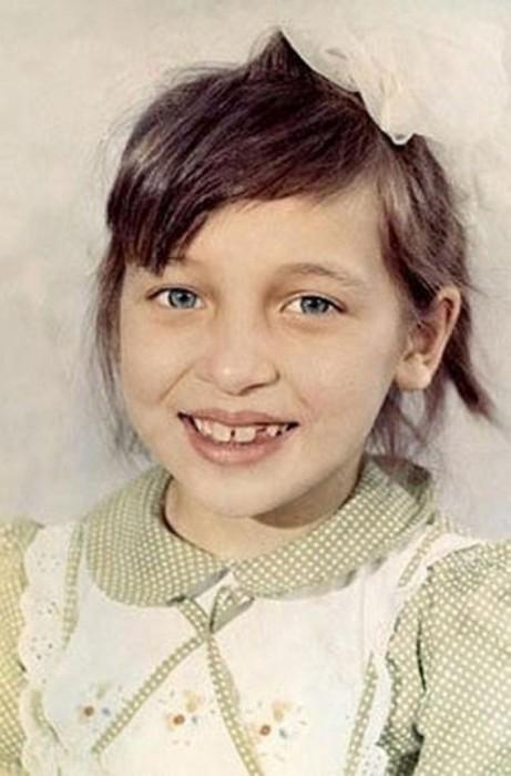 Звезды отечественного шоу-бизнеса в детские годы (21 фото)