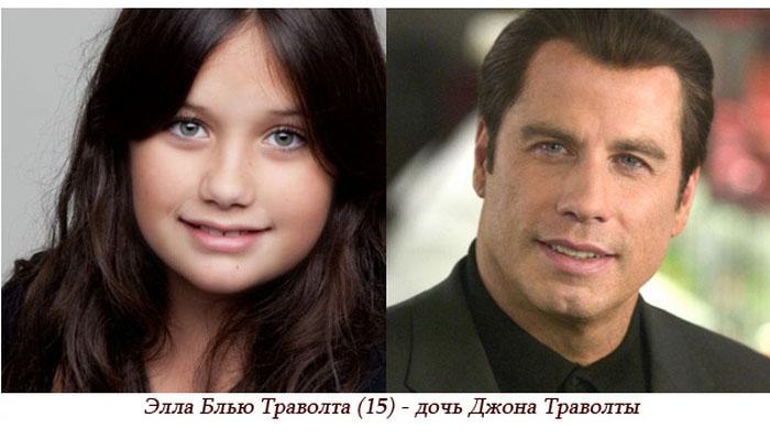 Дети знаменитостей, которых знают далеко не все (10 фото)