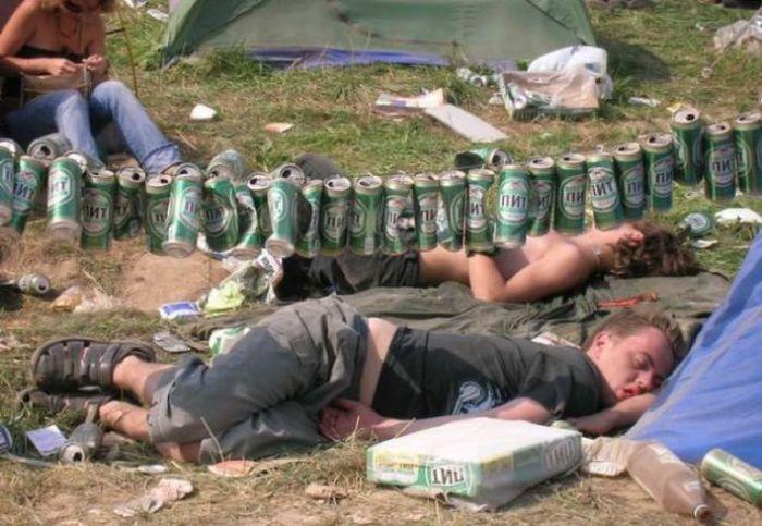 Русские на отдыхе (44 фото)