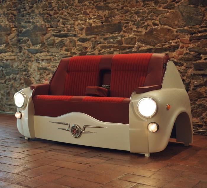 Эксклюзивная дизайнерская мебель братьев Бель (27 фото)