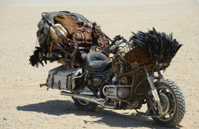 Мотоциклы из фильма «Безумный Макс 4: Дорога ярости» (15 фото)