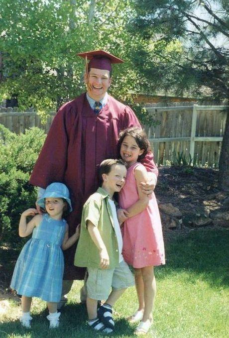 14 лет из жизни одной семьи (4 фото)