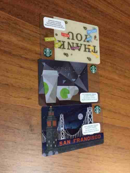Как парень Starbucks взломал (3 фото)