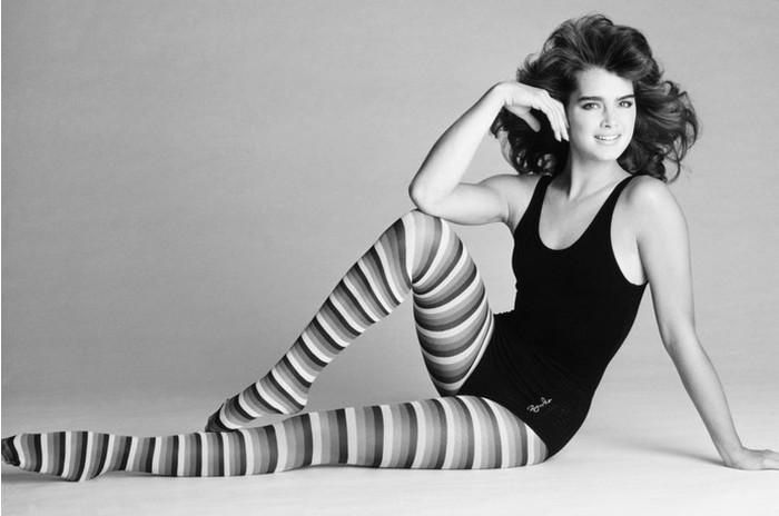 Эталоны женской красоты на примере популярных моделей (22 фото)