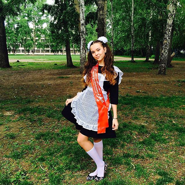Сексуальные выпускницы россия