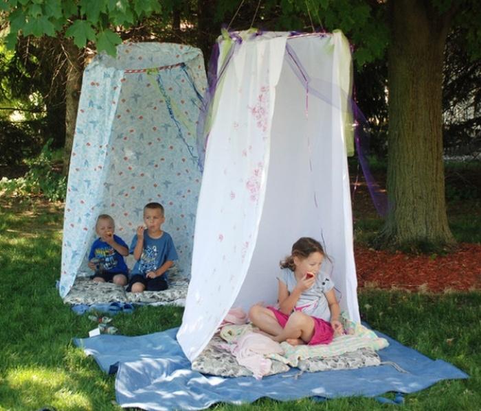 Идеи для летнего досуа Вашего ребенка