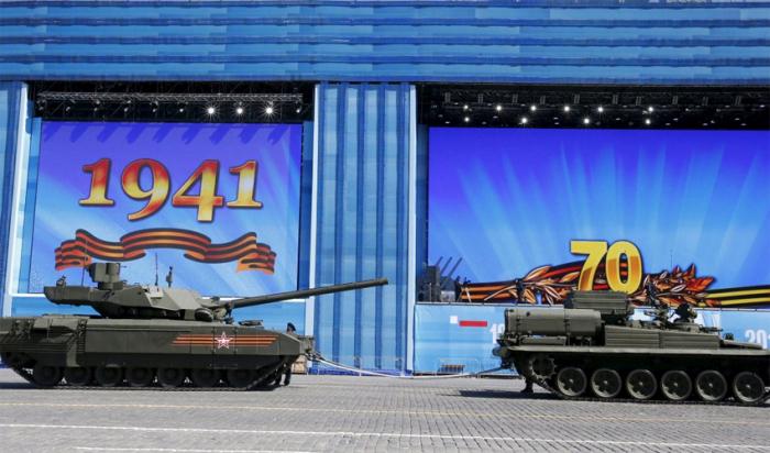 Неудачи советской и российской армии (6 фото + видео)