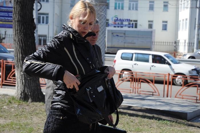 Анну Шавенкову амнистировали ко Дню Победы (3 фото + видео)