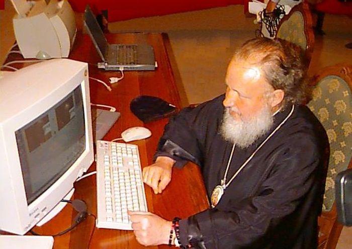 Что думает церковь по поводу интернета (18 фото)