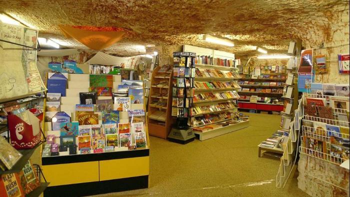 Подземный город Кубер-Педи в Австралии (14 фото)