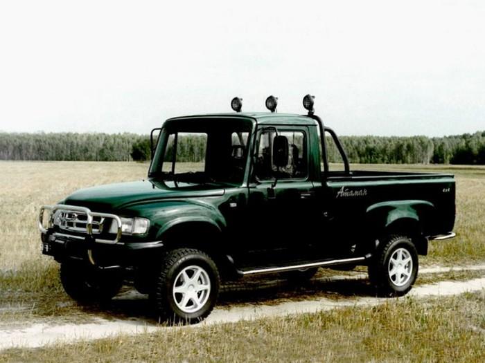 Прототипы Горьковского автозавода, которые не отправили в серию (46 фото)