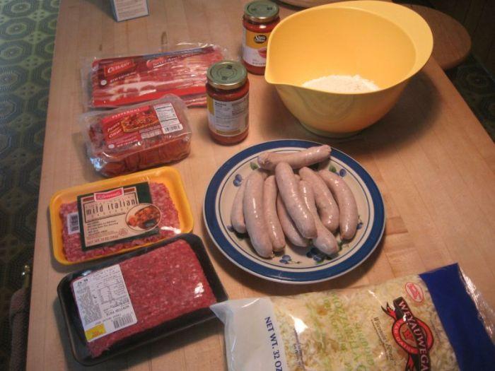 Шедевр мужской кулинарии (25 фото)