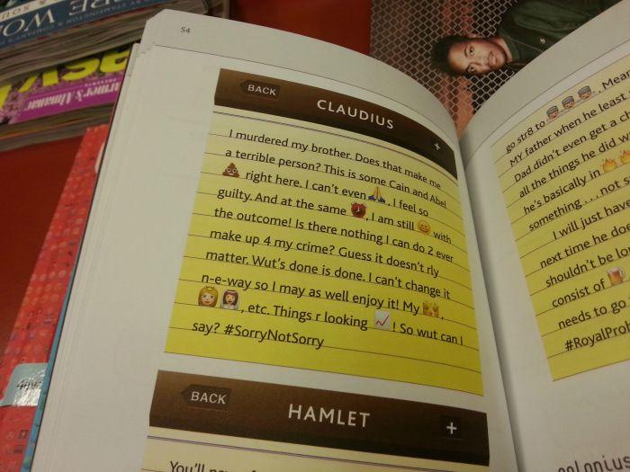 Трагедия «Ромео и Джульетта», адаптированная под вкусы нынешней молодежи (5 фото)