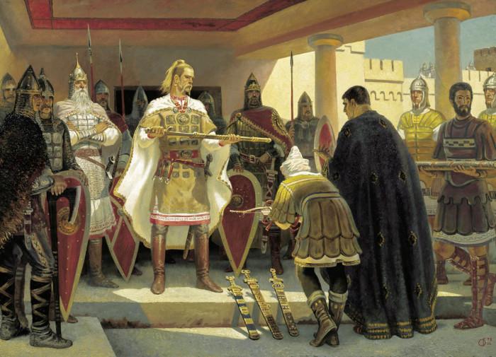 Удивительные факты о древних славянах (10 фото)
