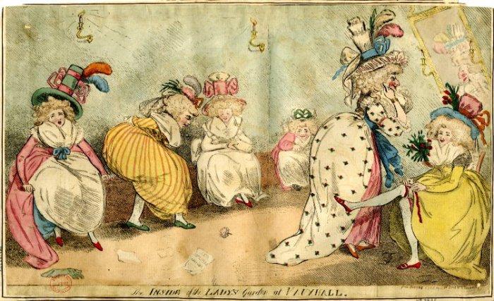 Какой была личная гигиена европейцев в XVIII веке (9 фото)
