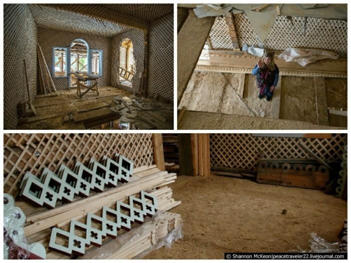 Впечатления американки от одного дня, проведенного в русской деревне (46 фото)