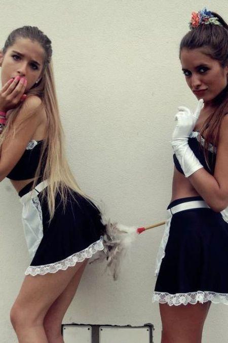 Забавные девушки. Часть 43 (52 фото)