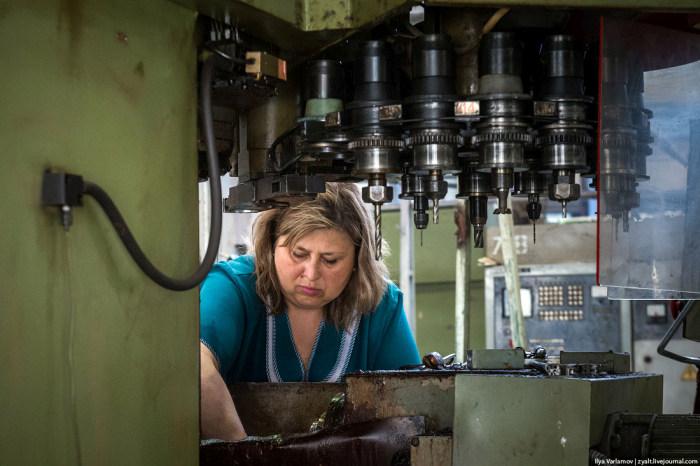 Экскурсия по заводу «Ижмаш» - родине автоматов Калашникова (51 фото)